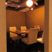 【博多駅スグ!】テーブル個室!人数に合わせた個室を完備しております!!
