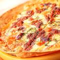料理メニュー写真メキシカンピザ