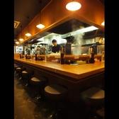 豚そば鶏つけそば専門店 上海麺館の雰囲気3