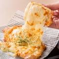 料理メニュー写真■もっちりチーズピザ