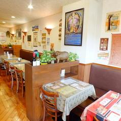 インド・ネパール料理 タァバン みのり台店の雰囲気1