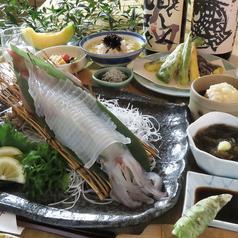 美舟のおすすめ料理1