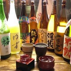 日本酒バル 7373 なみなみ 本八幡のコース写真