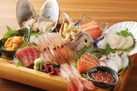 北海道の旬の食材をふんだんに使った自慢の味