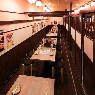 水炊き 焼鳥 とりいちず酒場 市川北口店の雰囲気1