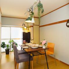 【完全個室】10席ご用意しています。特別な日に!ちょっと贅沢をしたい時にオススメのスペシャルランチで、心も体も癒していただけます♪