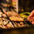 料理メニュー写真焼鳥(塩・たれ)各種