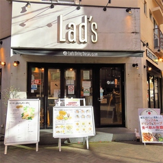 Lad's Dining 新宿御苑の雰囲気1