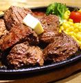 料理メニュー写真Texasステーキ 150g