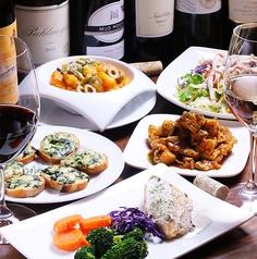ワインとチーズと世界の料理 Shin's 渋谷の写真