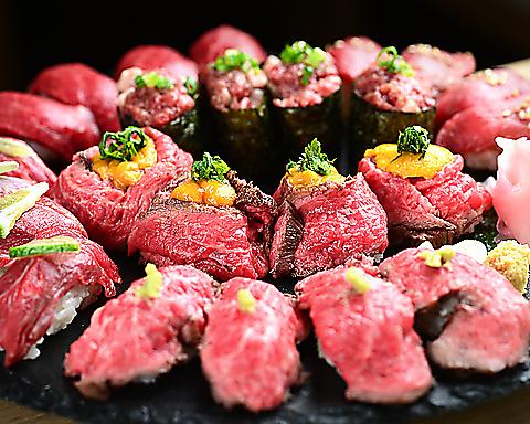 桜肉寿司と牛ステーキ 和モダンバル 個室 TATE-GAMI タテガミ 四日市店