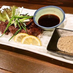 国産牛サガリステーキ(塩orステーキソース)