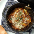 料理メニュー写真グラタンラザニア