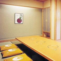 【掘り炬燵】2~4名様までご利用可能です。 個室とは違い、広い空間のお席となっております。