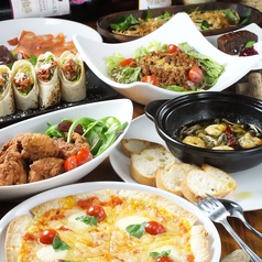 Nature cafe&Dining bar Hidamari ひだまりのコース写真