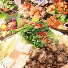 地鶏 もつ鍋 一八 イッパチ 栄錦店の特集写真