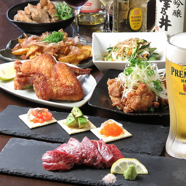馬い鶏+沖縄料理のおすすめ料理1