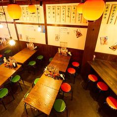 《仕事終わりの宴会に》人数に合わせてレイアウト変更可能♪活気溢れる店内で和気あいあいと飲み会を満喫いただけます!