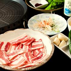 韓国炭火炉端 はなのおすすめ料理1