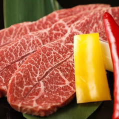 高級和牛焼肉 BMS No.12