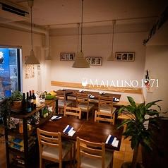 ワイン食堂 マイアリーノ maialino 1971の雰囲気1