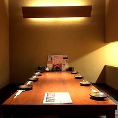 1Fのランチやディナーでご利用可能なお席です。