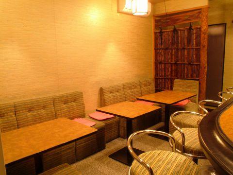 本格韓国料理 京家高麗人参などの漢方を使った料理やおなじみの韓国料理も有ります