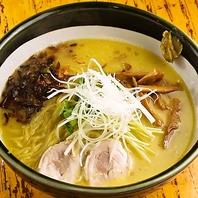 オープンから続く霧島鶏のスープを使ったラーメン☆