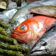 毎日仕入れる魚