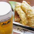 料理メニュー写真トウモロコシの天ぷら