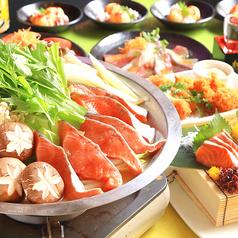 海鮮個室居酒屋 石狩漁場 梅田阪急HEPナビオ店のおすすめ料理1
