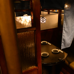 2名様用のカップル個室※写真はイメージです