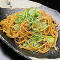 料理メニュー写真大阪名物ソースやきそば