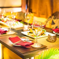ハワイ テーブル Hawaii Table 新宿東口店の雰囲気1