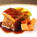 料理メニュー写真豚肉の香料煮(一切)
