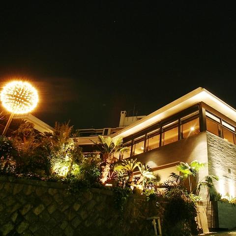 50年の歴史を刻む老舗フレンチ。北野から眺める神戸の夜景もお愉しみ頂けます。