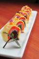 料理メニュー写真スモークサーモンのイタリアンロール寿司