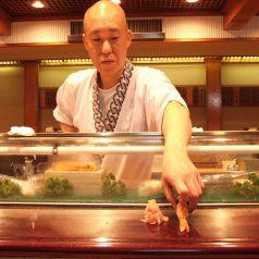 金兵衛寿司 京都のおすすめポイント1