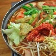 本場の韓国料理に一工夫♪