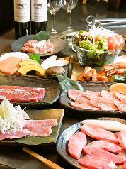 炭火焼肉 壽 SUMIのコース写真