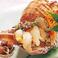 料理メニュー写真● 北海道 ・根室産 活・真つぶ貝(刺し)