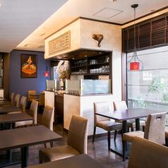 106 サウスインディアン レストラン&バー 天神店の雰囲気3