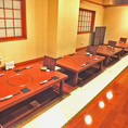 最大18名宴会可能の大型個室です!!