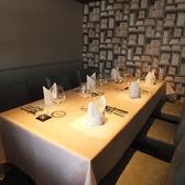 記念日や特別な日に「VIP完全個室」は3室用意。