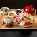 料理メニュー写真<美味あふれる> 海鮮丼膳~かいせんどんぶりぜん~