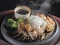 料理メニュー写真大山鶏チキンステーキ