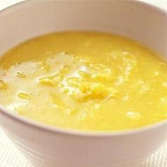 料理メニュー写真コーンスープ