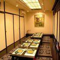 天ぷら 楽楽亭の雰囲気1
