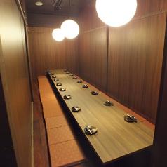 10名以上個室 【最大83名様】まで★※系列店との併設店舗です。