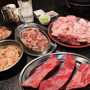 大衆炭火焼肉 ホルホルのおすすめ料理1